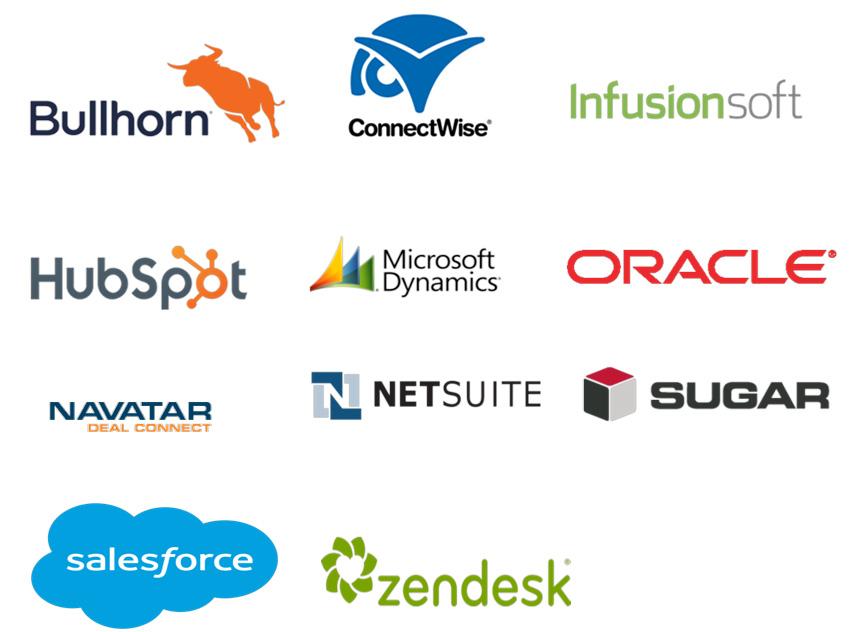 CRM Application Integrations