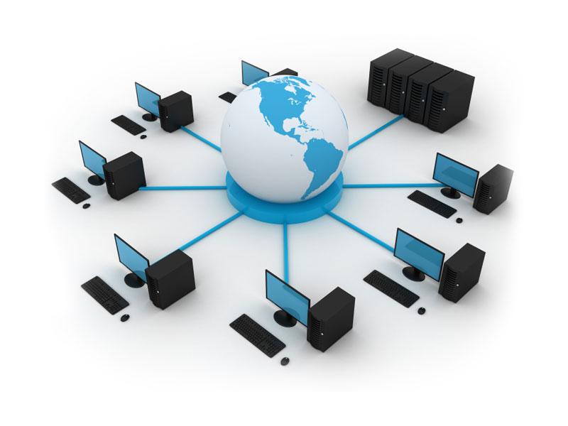 MPLS IP-VPN Network Solution