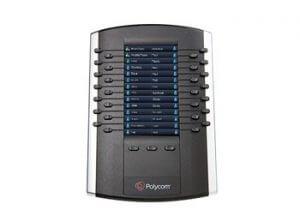 Polycom SIP/VoIP VVX Color Expansion Module