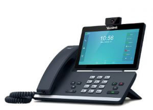 Yealink T58V SIP Desktop Phone