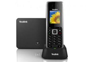 Yealink W52P SIP Cordless Phone